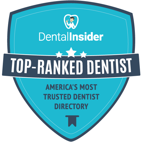 McLoughlin Dental Care is a top-rated dentist on dentalinsider.com